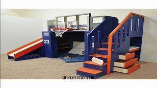 50 Bunk Beds Ideas For Small Room | Bunk Bed For Kids