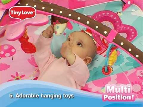 Tiny Love коврик развивающий maxi Моя Принцесса