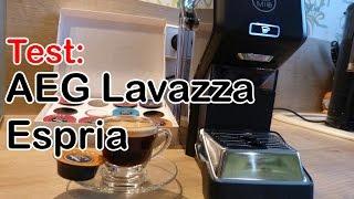 AEG Lavazza Espria A Modo Mio im Test (Zubereitung Espresso, Caffé Crema)