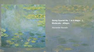 String Quartet no. 1 in A