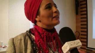 تحميل اغاني الفنانة المغربية إحسان بودريق تتحدث عن عملها الفني بمعرض MP3