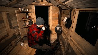 Building a Cabin from Pallet Wood: Cheap Off Grid Homestead