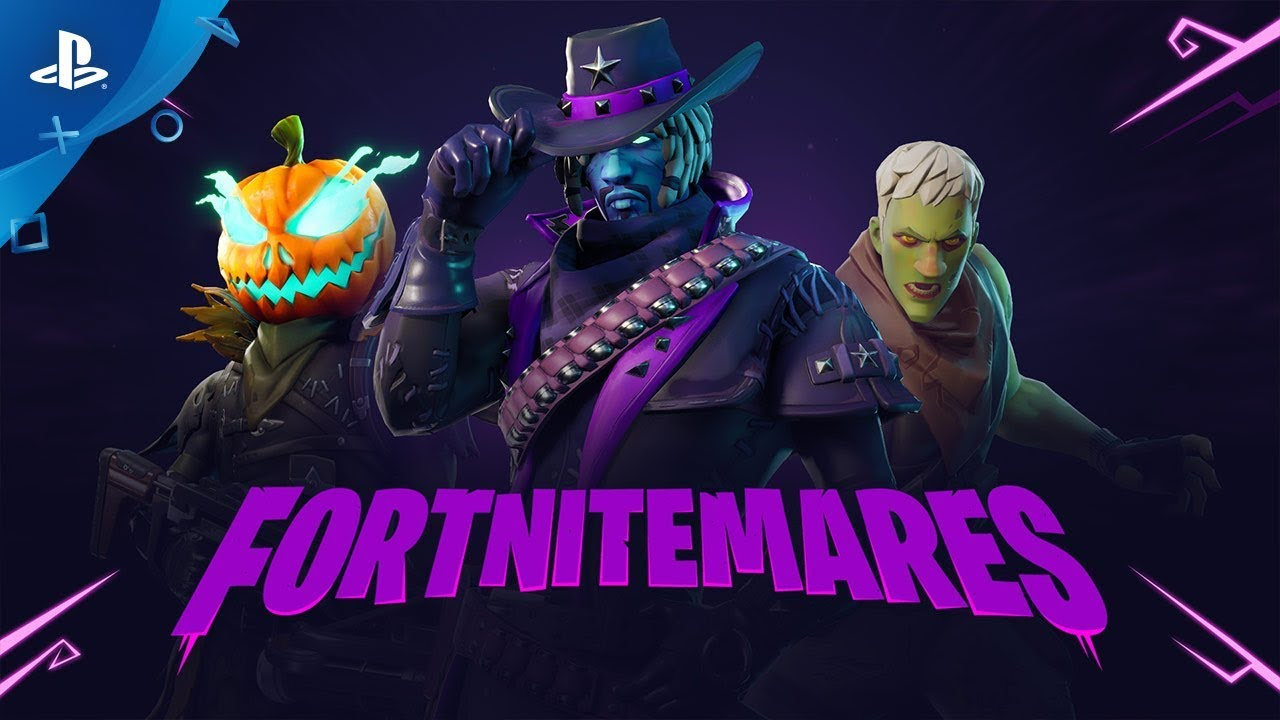 Fortnitemares 2018 Starts Today