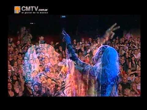 Valeria Lynch video Piensa en mí - Teatro Gran Rex - Diciembre 2012