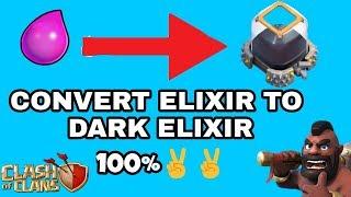 FARM EASY  QUICK DARK ELIXIR , Tips In Clash Of Clans