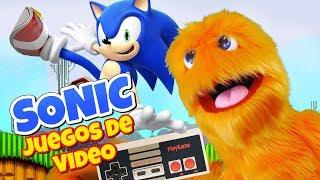 Fuzzy Juegos Sonic El Hedgehog  🎮 Tiny Wings, Simulador De Cabra Y Chorizo Ejecutar