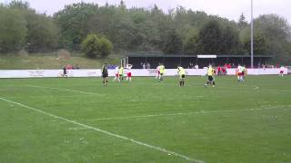 preview picture of video 'Buckley Town FC 2 - 0 Rhayader Town FC -1.AVI'