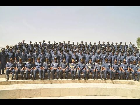 Nigerian Air Force graduates 140 senior officers from special training