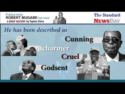 Inside Mugabe's bag of political tricks