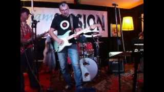 Jam Session 13 April  2012 In Bergheim - The J. Walker Band - Cover - Bad Love