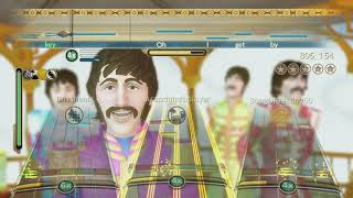 Sgt. Pepper's.../With A Little Help From My Friends by The Beatles Full Band FC #4562