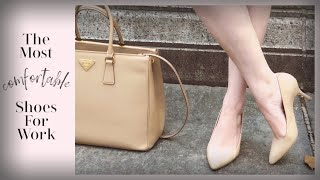 The Most Comfortable Shoes For Work | Heels, Flats, Boots | Ally Shoes