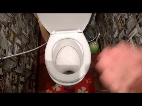 Что делать если засорился унитаз/как прочистить засор в туалете/Новая Жизнь