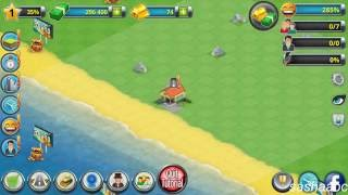 city island 2 building story обзор игры андроид game rewiew android//