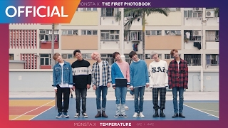 몬스타엑스 (MONSTA X) - 1st PHOTOBOOK