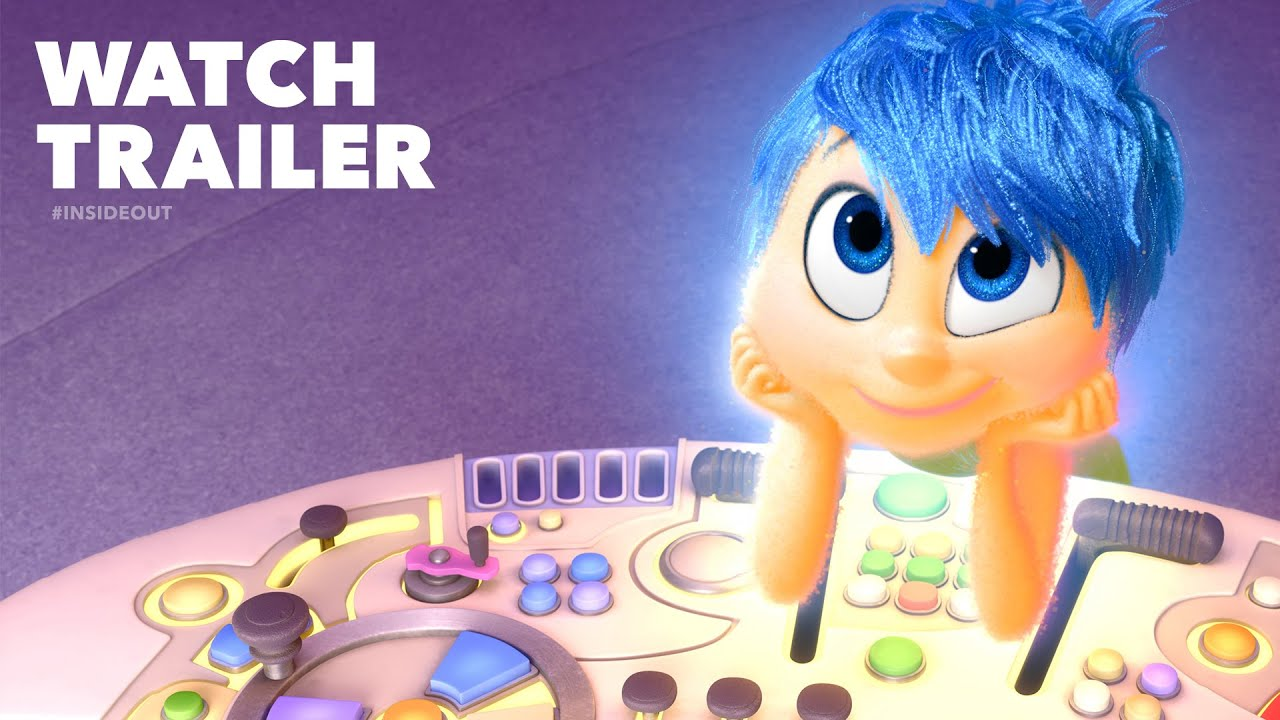 >Inside Out - Official US Trailer 2