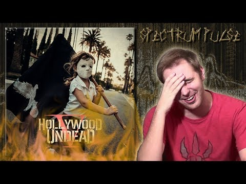 Hollywood Undead – Five – Album Review