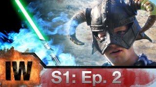 Imaginary Warzone - S1: EP 2 - The Legend of Mason Alexander