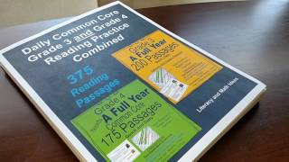 Daily Common Core Reading Grade 3 And Grade 4 *** Combined ***