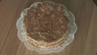 Начинающие повара, (торт наполеон)