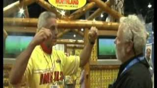 ICAST Fishing Show Northland Fishing Slip Bouncer Interview