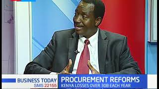 Kenya loses over 30B each year as procurement process lack transparency