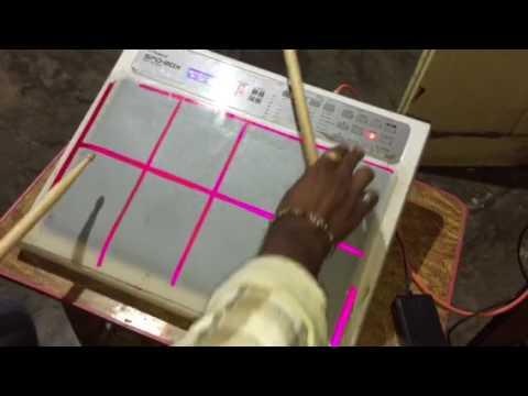 Roland SPD-20X Octapad Indian Tone | Kishu Goswami - Radhe Bits
