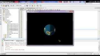JOGL Part2 Create Lighting Matahari pada Bumi