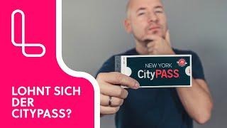 CityPASS NEW YORK: Solltest du ihn kaufen? Mein Review für 2021