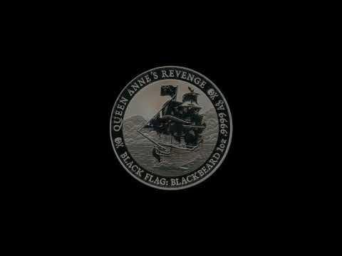 Video - Piratenschiff Queen Annes Revenge - 2019