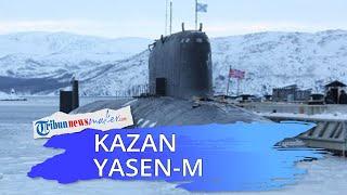 Inilah Kapal Selam yang Disebut Cocok Gantikan Nanggala, Keluaran Rusia dan Dilengkapi Rudal Nuklir