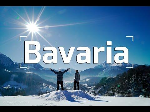 Nádherné Bavorsko