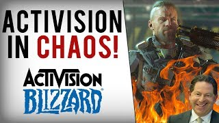 Activision's Mess! CoD 2020 Devs REMOVED, Treyarch Takes Over With Black Ops 5 Now Coming 2020!