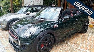 Ver o vídeo Novo Mini Cooper Cabrio - Lançamento