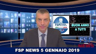 FSP News del 5 gennaio 2019