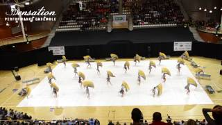 Sensation Performance Ensemble open class finals 2016
