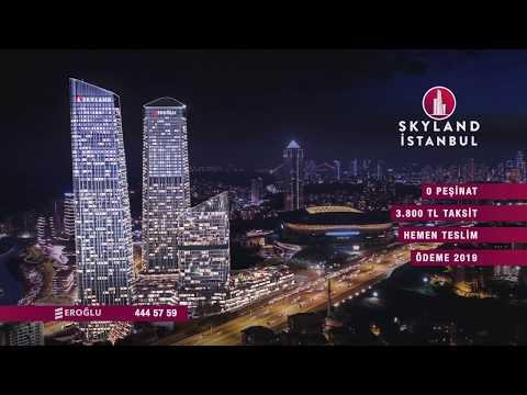 Skyland İstanbul - Yaşam Başladı - Residence