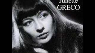 Juliette Greco - Romance (H. Bassis, J. Kosma)