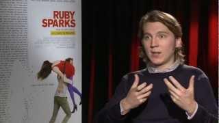 Ruby Sparks - Interview with Paul Dano & Zoe Kazan