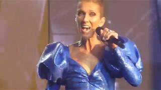 Celine Dion   I'm Alive   Live At British Summer Time, Hyde Park, London   Friday 5th July 2019