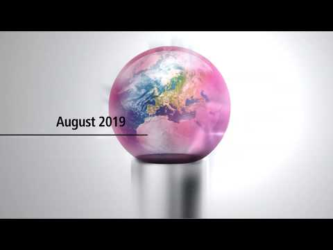Welt der Präzision // August 2019