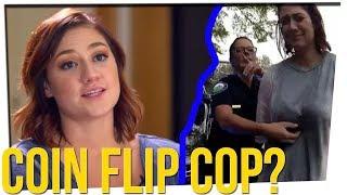 Cops Flip a Coin to Decide Arrest!? ft. Nikki Limo & Gina Darling