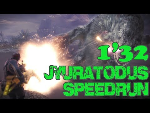 PC Speed Runs :: MONSTER HUNTER: WORLD General Discussions