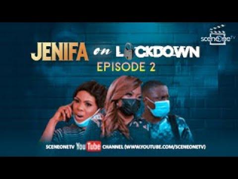 JENIFA ON LOCKDOWN S01 EP2 - THE HELPER