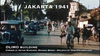Wajah DKI Jakarta Pra Kemerdekaan