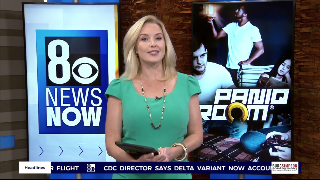 8 News Video Preview