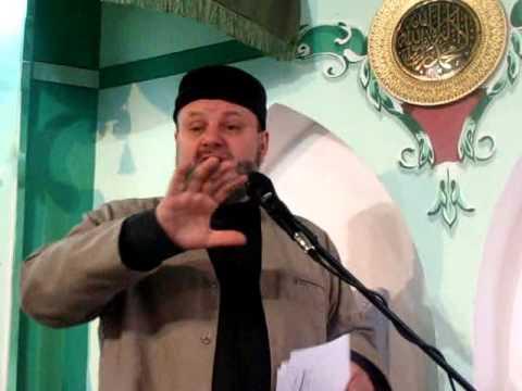 Осмотрительность от Аллаха, а спешка - от шайтана