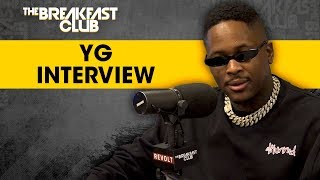 The Breakfast Club - YG Talks 'Stay Dangerous' Album, Madden Controversy, 6ix9ine + More