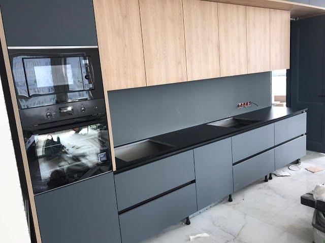 Прямая кварцевая столешница на кухню Avant Quartz 1240 Руан