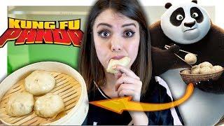 Wie schmecken Baozi aus Kung Fu Panda?